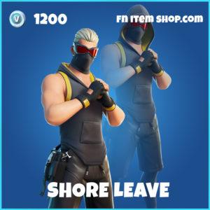 SHore Leave rare fortnite skin