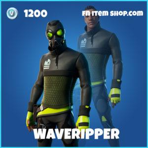 Waveripper rare fortnite skin