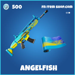 Angelfish rare fortnite wrap