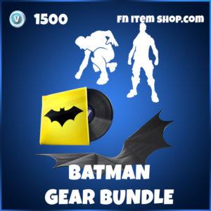 Batman Gear Bundle fortnite skins
