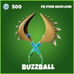 Buzzball uncommon fortnite pickaxe