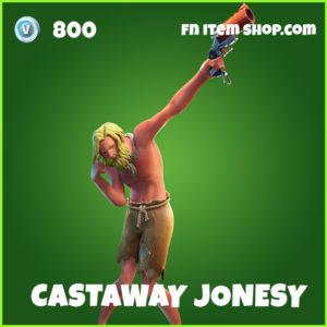 Castaway Jonesy uncommon fortnite skin