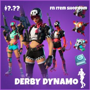 Derby Dynamo fortnite bundle