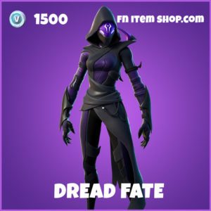 Dread Fate epic fortnite skin