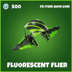 Fluorescent Flier uncommon fortnite glider