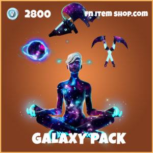 Galaxy Pack legendary fortnite bundle