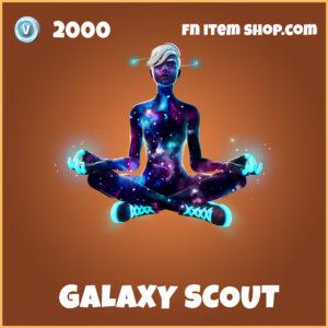 Galaxy Scout legendary fortnit eskin