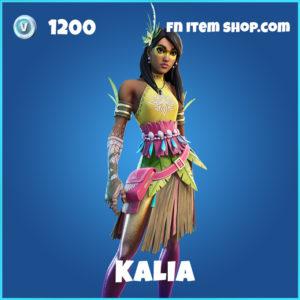 Kalia rare fortnite skin