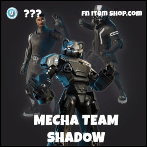 Mecha Team Shadow fortnite item bundle