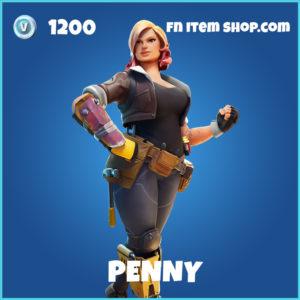 penny rare fortnite skin