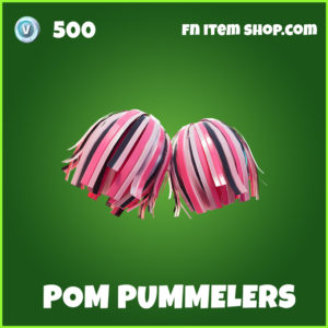 Pom Pummelers uncommon fortnite pickaxe