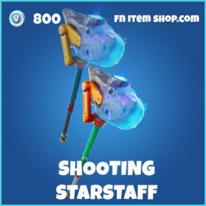 Shooting Starstaff rare fortnite pickaxe