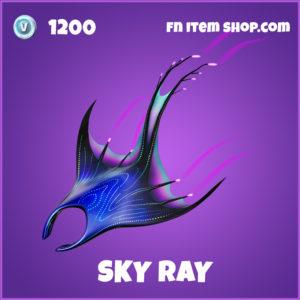 Sky Ray epic fortnite glider