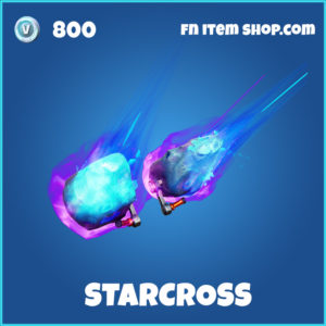Starcross rare fortnite glider