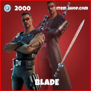 Blade fortnite skin