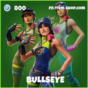 Bullseye fortnite uncommon skin