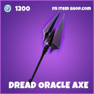 Dread Oracle Axe