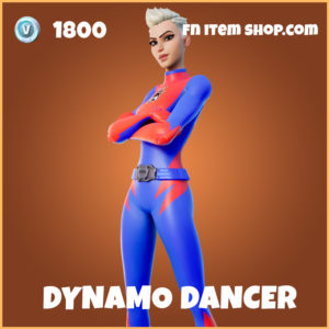 Dynamo Dancer legendary fortnite skin