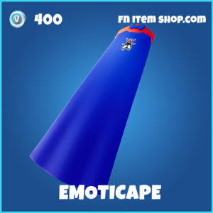 Emoticape legenary fortnite backpack
