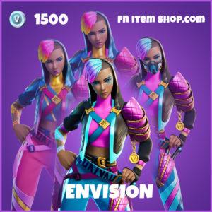 Envision Fortnite Skin Epic item