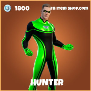 Hunter legendary fortnite skin