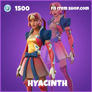 Hyacinth epic fortnite skin