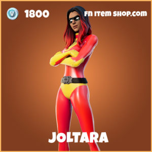 Joltara legendary fortnite skin