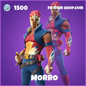 Morro epic fortnite skin