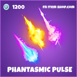 Phantasmic Pulse epic fortnite pickaxes