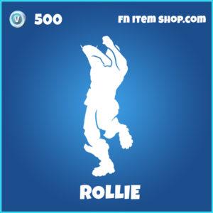Rollie Fortnite Emote