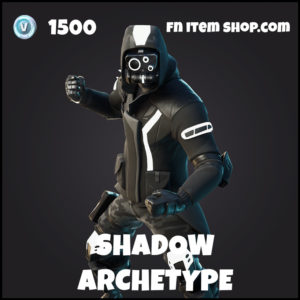 Shadow archetype fortnite skin