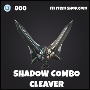 shadow combo cleaver
