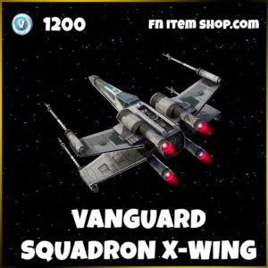Vanguard Squadron X-Wing Epic fortnite glider