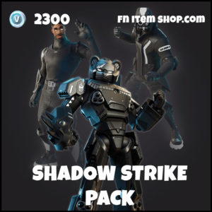 Shadow Stirke Pack