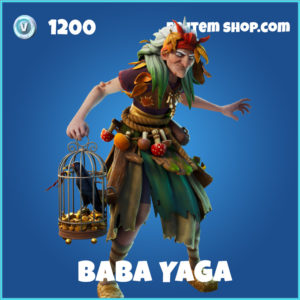 Baba Yaga Fortnite Skin