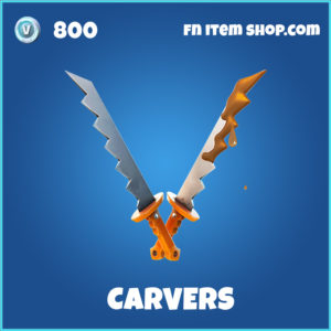 Carvers Fortnite pickaxes