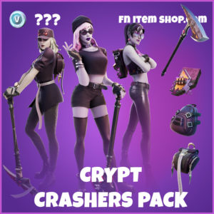 Crypt Crashers Pack Fortnite Bundle