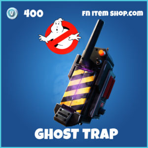 Ghost Trap Fortnite Ghostbusters Backpack