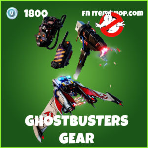 Ghostbusters Gear Fortnite Bundle
