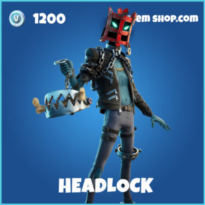 Headlock Fortnite Skin