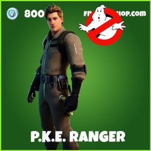 P.K.E. PKE Ranger Fortnite Ghostbusters Skin