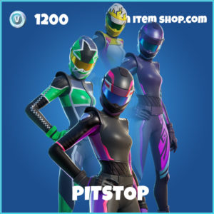 Pitstop Fortnite Skin
