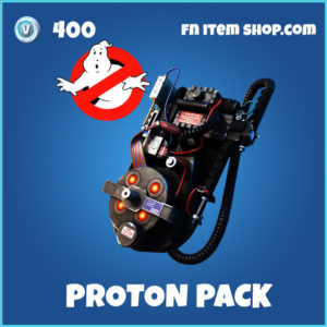 Proton Pack Fortnite Ghostbusters Backpack