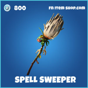 Spell Sweeper Fortnite Pickaxe