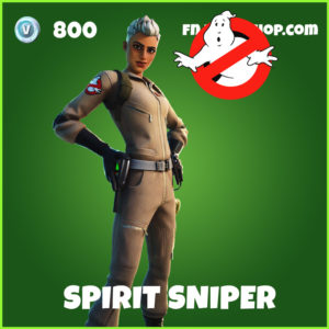 Spirit Sniper Fortnite Ghostbusters Skin