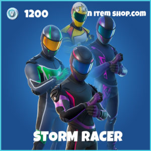 Storm Racer Fortnite Skin