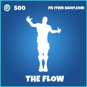 The Flow Fortnite Emote