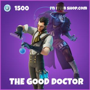 The Good Doctor Fortnite Skin
