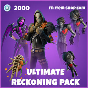 Ultimate Reckoning Pack fortnite bundle