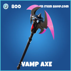 Vamp Axe fortnite pickaxe